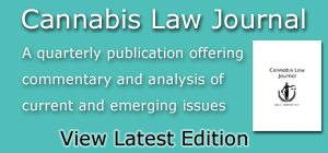 Cannabis Law Journal
