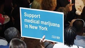 New York's Medical Marijuana Program Set For Slow Start This Month