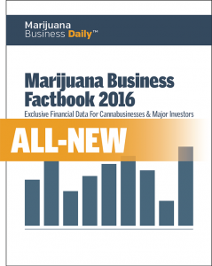 New Publication: Marijuana Business Factbook 2016