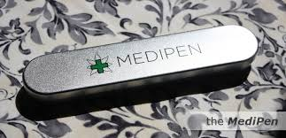 UK: First Legal Marijuana Vaporiser, Medipen, Launched