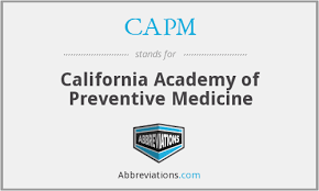 California: California Academy of Preventive Medicine Endorses AUMA