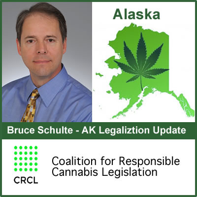 Alaska: Gov Removes Chairman of State Marijuana Control Board