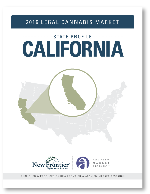 California: New Frontier Data Say DEA Targets Producers In California More Than All Other States Combined