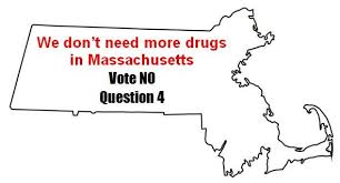 "Massachusetts:  ""Vote No On 4"" The First Campaign To Produce No To Cannabis Ad For Television"