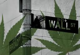 Cannabis & The Markets Appears To Be Today's Popular Theme