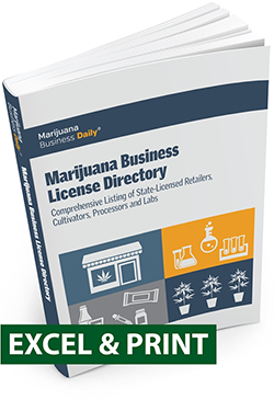 Publication: MJ Biz Publish Marijuana Business License Directory