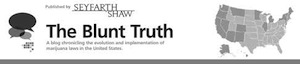 Seyfarth Shaw's Take on Prop 64 Passing Via Their Blunt Truth Blog