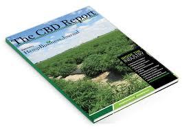 New Publication: The CBD Report