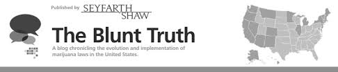 "Seyfarth Shaw Pen Article, ""Bad JuJu: No Federal Trademark Protection for Marks Covering Marijuana Vaporizers"""