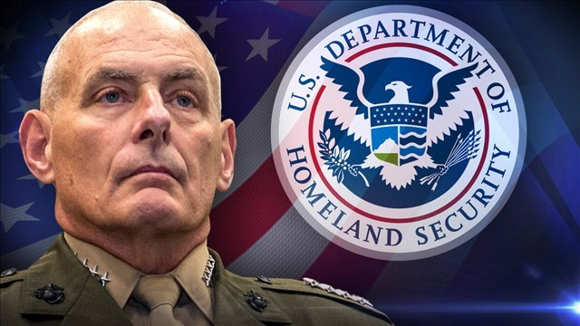 The Cannabist Outlines The Views Of Trump's Pick For Dept of Homeland Chief
