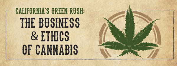 Event January 2017 – California: 2017 USF Law Review Symposium California's Green Rush: The Business & Ethics of Cannabis