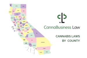 California: Law Firm Cannabusiness Law Highlights Ten Counties Who Are Saying No To Medical Cannabis
