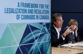 Canada – Report: A Framework For The Legalization & Regulation Of Cannabis In Canada