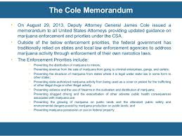 Per Our Piece Earlier Today: Sessions Now Says Cole Memorandum Will Stand