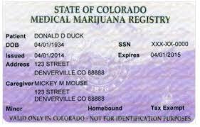 Colorado: Medical Marijuana Registry Online Application Processing Update