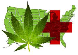 USA: Report Says 95% Of USA Public Can Now Access Medical Cannabis