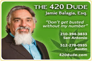 "Texas: San Antonio, Jamie Balagia, lawyer Known As The ""DWI Dude"" & ""420 Dude"" Investigated By FBI For Embezzlement"