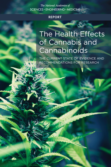 New Title: The Health Effects of Cannabis and Cannabinoids: The Current State of Evidence and Recommendations for Research