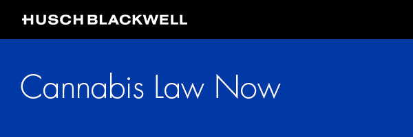 US Law Firm Husch Blackwell's Cannabis Practice Blog