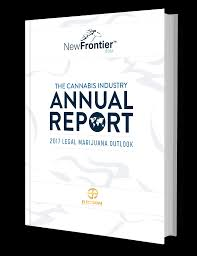 "USA: New Frontier Data Publish ""The Cannabis Industry Annual Report: 2017 Legal Marijuana Outlook """