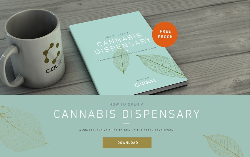 "Free PDF Title ""How To Open A Cannabis Dispensary"""