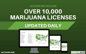 "USA: Database ""Cannabiz Media License Database"""