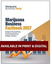 USA: MJ Biz Publish Their Marijuana Business Factbook 2017
