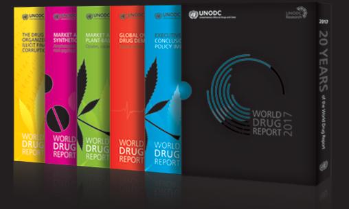 UN Publishes 2017 World Drug Report