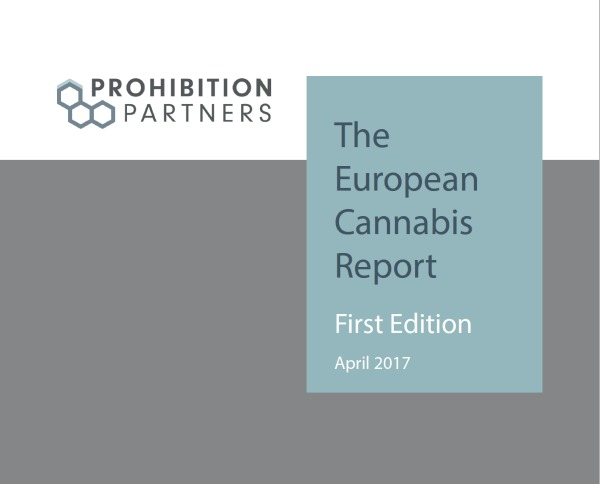 "Europe: Prohibition Partners Publish ""The European Cannabis Report"""