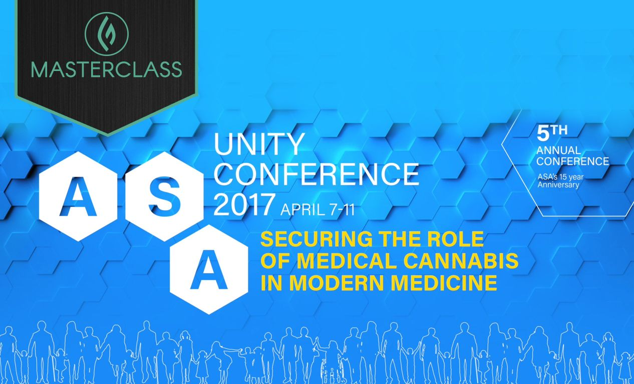USA Conference: The Unity Conference Medical Cannabis Issues In America