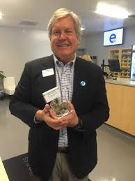 Nevada State Senator Tick Segerblom Makes Cannabis Purchase – Will He Inhale !