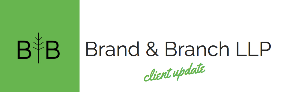 Law Firm Branch & Branch Provides Client Update On Californian Trademarks For The Cannabis Industry