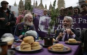 The Great British Bakeout….By All Accounts The Tea Party Was A Big Success.