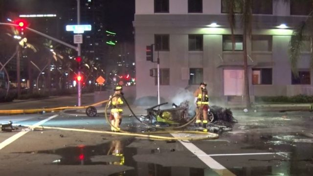 "Even The World Of Hemp Has Tabloid Headlines in 2017 ""Hemp entrepreneur killed, Tijuana model hurt in fiery downtown crash"""