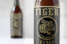 Tiger Hemp Beer To Launch In China February 2018 To Coincide With Chinese New Year.
