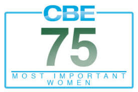 "CBE Publish – ""Important Updates to Our 2017 CBE 75 Most Important Women List"""