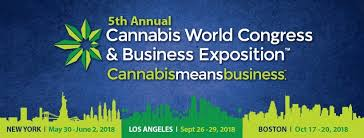 Cannabis World Congress 2018 Call For Proposals At 3 of Their 2018 Conferences