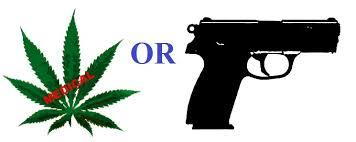 Guns & Cannabis In Pennsylvania