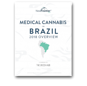 New Frontier Data Publish: Medical Cannabis in Brazil: 2018 Overview