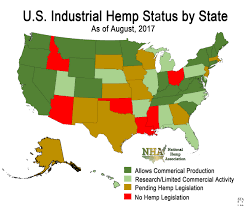 Hemp Inc Press Release Highlights The Best Hemp Legislation Of 2017