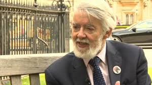 Paul Flynn, Labour MP for Newport West, Wales; Argues For Regulation of Medical Cannabis in the UK