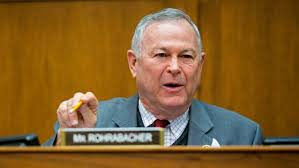 "ICBC Interviews Rohrabacher, ""Yes, that is the only silver lining in this is that it is drawing tremendous attention to our outdated drug laws"""