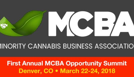 "The Minority Cannabis Assoc, University of Denver & Hoban Law Host ""Cannabis Opportunity Summit"""