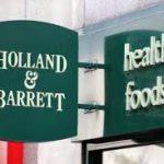 UK: Cannabidiol Oil Sales Double At High St Health Store Group, Holland & Barrett