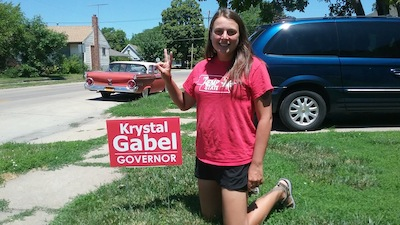 Krystal Gabel Is Running For Gov. In Nebraska On The GOP Ticket, She Believes Hemp Could Be A Great Boon To State Economy & Tax Base