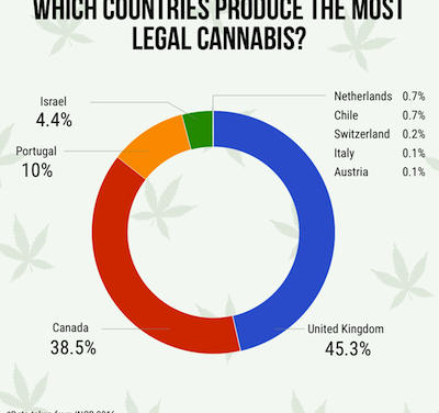 UK Article Challenges Those Figures About The UK Being World's largest Official Exporter of Cannabis