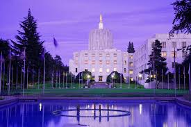 Oregon Bill To Fund Police Depts To Tackle Illegal Cannabis Grows & Distribution Networks