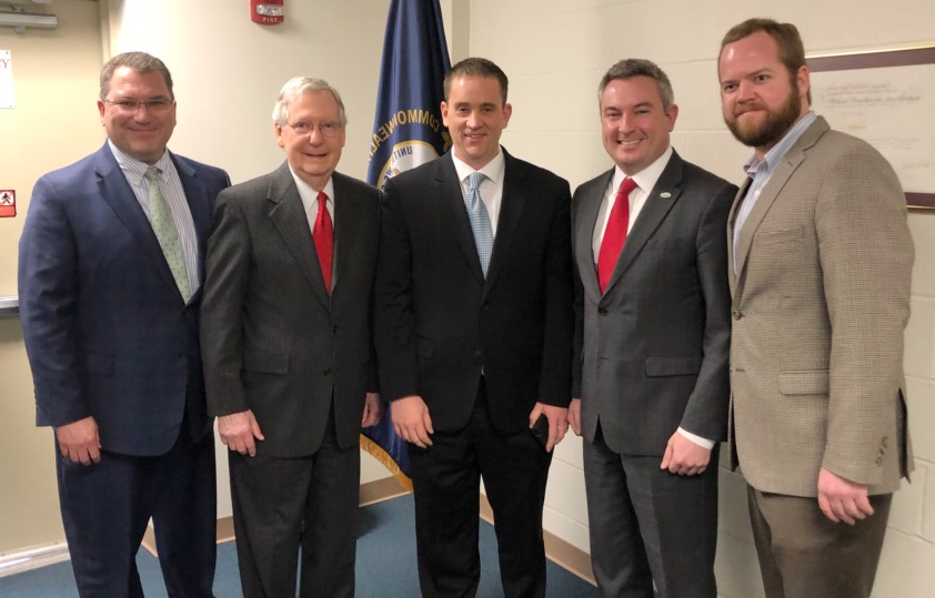 USA Hemp Roundtable Congratulates McConnell On Hemp Move