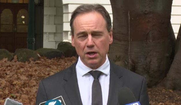 Are the US Press Mocking The Australian Health Minister ?