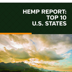 After McConnell Announcement Last Week MJ Biz Up Their Hemp Reporting